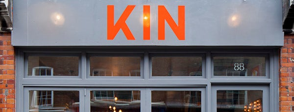 KIN is one of London Food.
