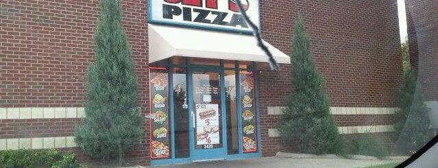 Jets Pizza is one of Posti che sono piaciuti a Ahea.