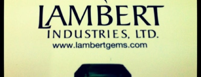 Lambert Industries, Ltd. is one of Places I Love.