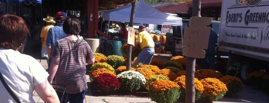 West Allis Farmers Market is one of Must See Things In Milwaukee.