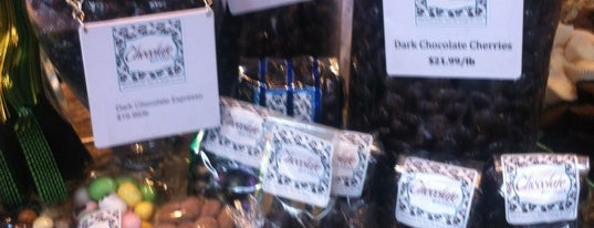 The Chocolate Boutique is one of Raleigh Favorites.