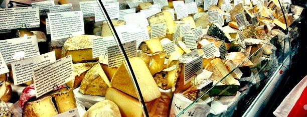 Bedford Cheese Shop is one of Lieux sauvegardés par Justin.