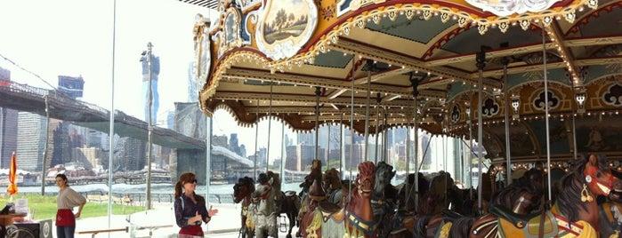 Jane's Carousel is one of NYC   Passeios e Museus.