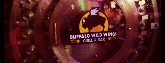 Buffalo Wild Wings is one of Westchester.
