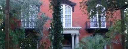 Mercer Williams House is one of Must-visit Museums in Savannah.