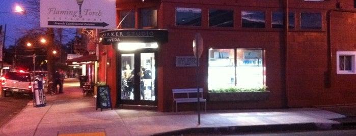Paris Parker Studio Salon Aveda - Magazine is one of Posti che sono piaciuti a Erica.