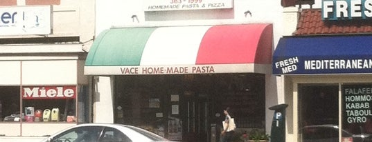 Vace Italian Delicatessen & Homemade Pasta is one of Bikabout Washington.