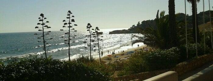 Praia de Santa Eulália is one of Algarve.