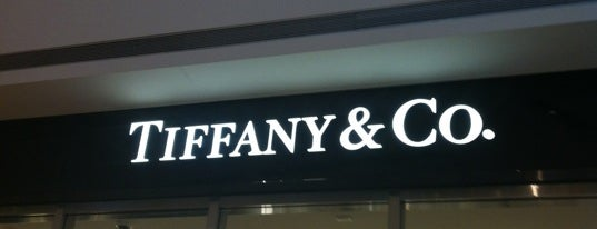 Tiffany & Co. is one of Vegas Bound Bitches 13'.
