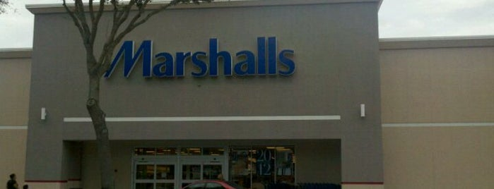 Marshalls is one of Kimmieさんのお気に入りスポット.