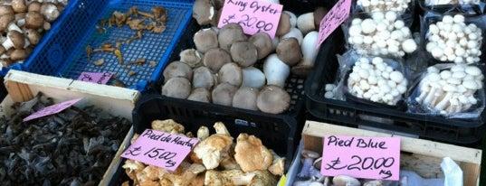 Maltby Street Market is one of London's best markets.