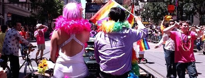 San Francisco Pride 2011 is one of FAVORITE :-).