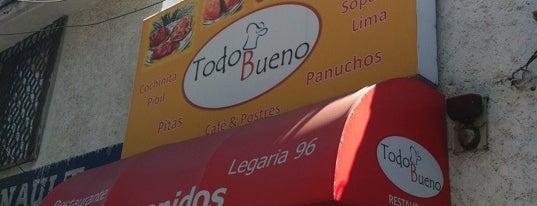 Todo Bueno is one of México.