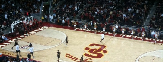 Galen Center (GEC) is one of Experience NCAA Teams.