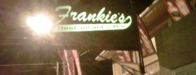 Frankie's Restaurant & Bar is one of Alliccia 님이 좋아한 장소.