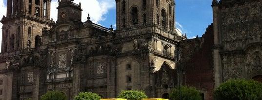Catedral Metropolitana de la Asunción de María is one of Mis lugares en México DF.