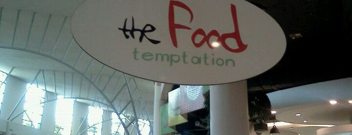 The Food Temptation is one of Eatery Scmeatery.