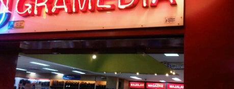 Gramedia is one of Bandung Tourism: Parijs Van Java.