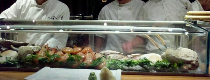 Sushi Roku is one of Phoenix / Scottsdale Restaurants.