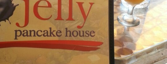 Jelly Pancake House is one of NWI.