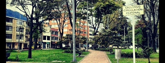 Park Way is one of Bogotá.