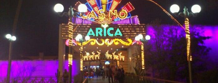 Casino de Arica is one of Casinos de Juego en Chile.