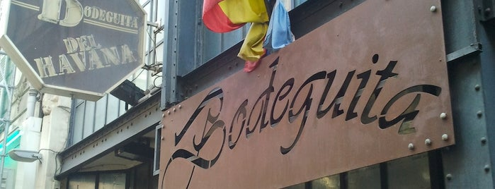 La Bodeguita Del Havana is one of FR2DAY's Favourite Cafés & Bars on the Côte d'Azur.