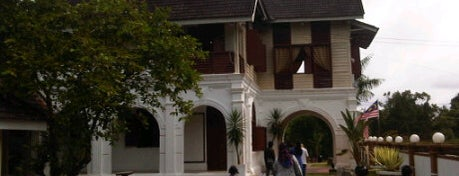 Muzium Warisan Lipis is one of Attraction Places to Visit.