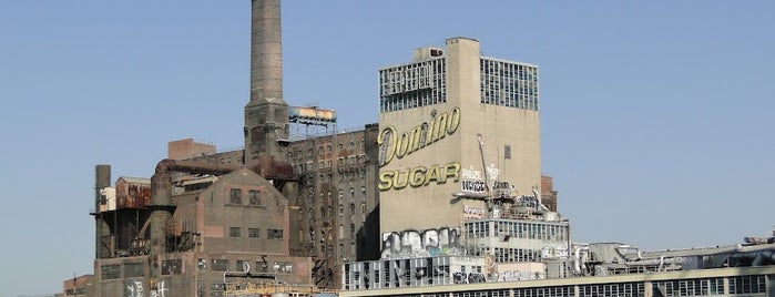 Domino Sugar Factory is one of USA.
