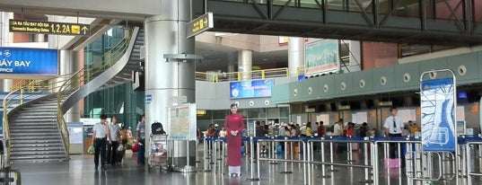 Noi Bai International Airport is one of World Airports.