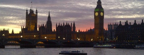 Houses of Parliament is one of Stuff I want to see and redo in London.