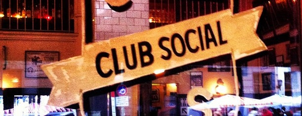 Club Social Deluxe is one of R.