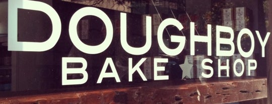 Doughboy Bake Shop is one of More SWEET STUFF.