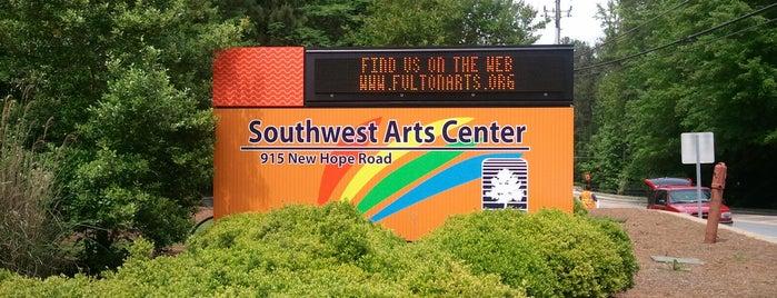 Southwest Art Center is one of Tempat yang Disimpan Madhu.