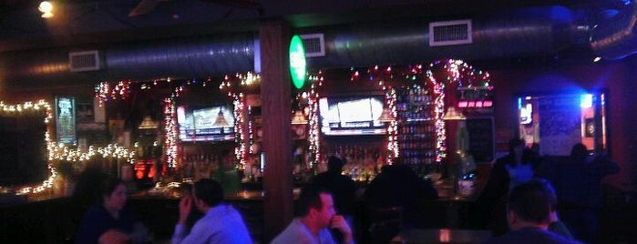The Oak Tavern is one of Cincy Wing Joints.