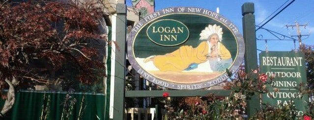 Logan Inn is one of Famous places.