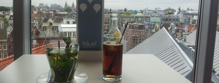 Blue is one of Best Tea Spots in Amsterdam.