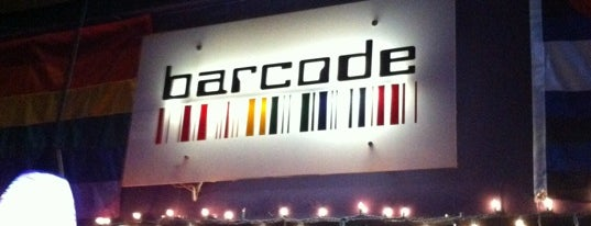 Barcode is one of Virginia.