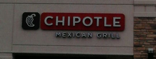 Chipotle Mexican Grill is one of Johnさんのお気に入りスポット.