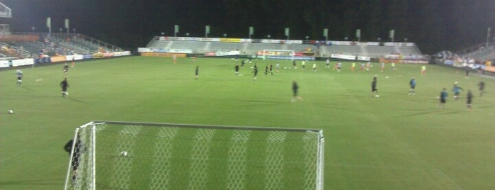 WakeMed Soccer Park is one of Must visits in Raleigh.