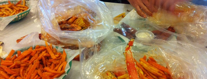 The Boiling Crab is one of FoodSherpas in Los Angeles.