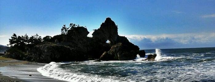 窓岩 is one of Kanazawa vacation.