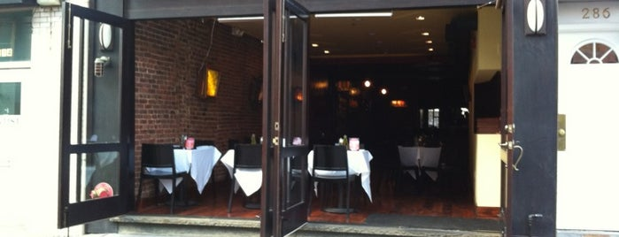 Port-o Lounge & Restaurant is one of Best Places to Dine Out in Downtown Jersey City.