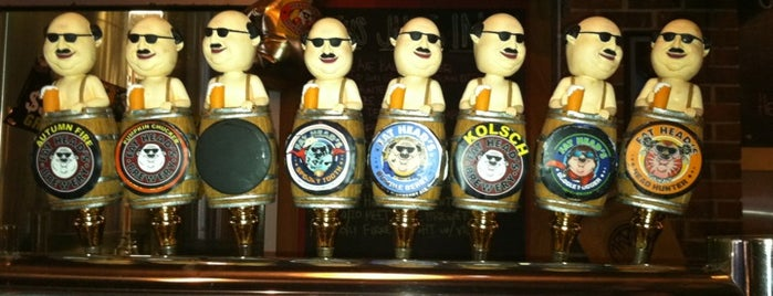 Fat Head's Brewery & Saloon is one of Best US Breweries--Brewery Bucket List.
