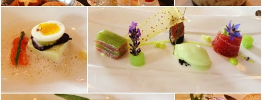 Gourmet Restaurant Wiesengrund is one of The World's Best Restaurants.