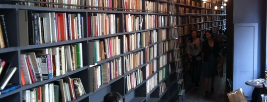 Used Book Café is one of PARIS.