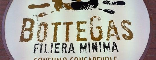 Bottegas - Filiera Minima is one of Eat.