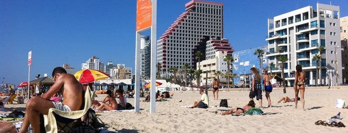 Geula Beach is one of Israel 2012 (Jerusalem-Tel Aviv-Dead Sea).