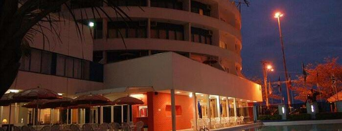 Hotel Marambaia is one of Lieux qui ont plu à Maa.