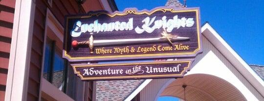Enchanted Knights is one of Orte, die Dave gefallen.